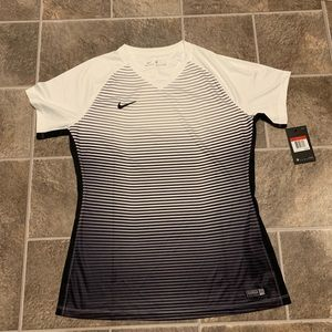 Nike Soccer / Football Jersey Style Tee